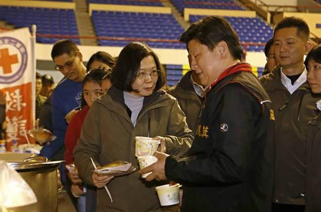 台湾花莲6.5级大地震 台当局居然拒绝中国大陆援手