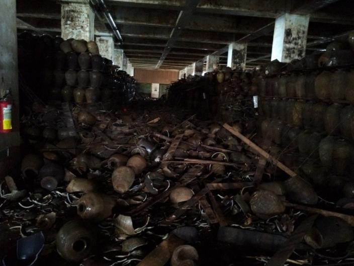 台湾花莲地震致酒厂赔2亿