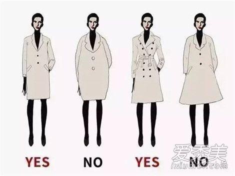 小个子穿长款大衣好看吗 小个子穿长款大衣图片