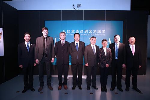 比利时DIVA博物馆精品展将在上海自然博物馆举办