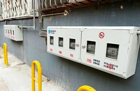 潍坊社区千户居民用上天然气 再也不担心安全隐患