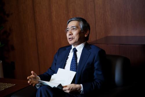 黑田东彦或将连任日银行长 日元应声下挫