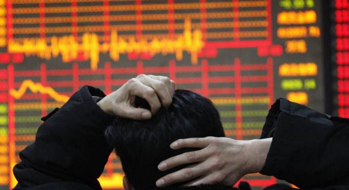一周5.3万亿市值灰飞烟灭 股民人均损失8万元