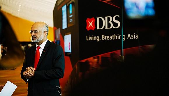 星展银行去年收入119亿坡元创新高