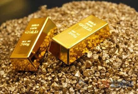 美股反弹美元回落 黄金大涨近10美元重返1320