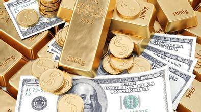 黄金价格小幅反弹 谨防国际黄金上冲