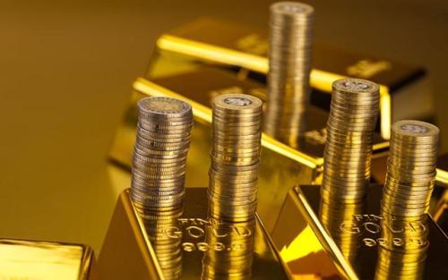 美指反弹夭折下行 黄金价格强势上冲