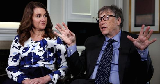 盖茨夫妇给了四个理由为何做慈善:太有钱是不公平