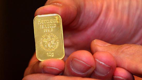 美债收益率飙升 黄金期货发力创三周高位