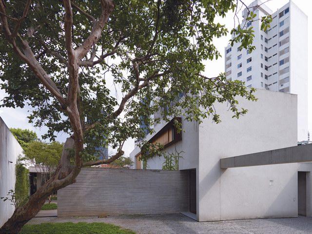 REINALDO CÓSER豪宅:利用建筑的尺度和高度去创造出带有情感的空间