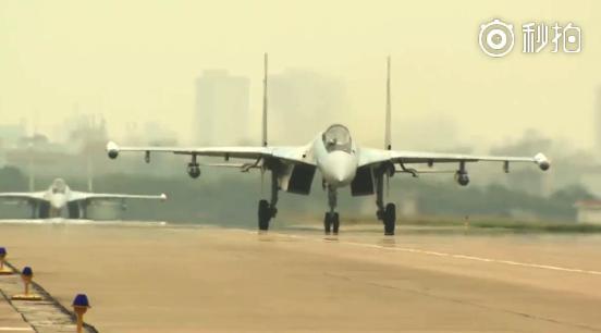 空军发新春宣传片 大国新佩剑护航新时代
