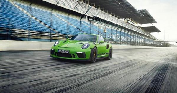 保时捷新款911 GT3 RS官图发布 将在日内瓦车展上正式亮相