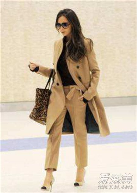 烟管裤搭配什么外套 六种搭配完美掩盖粗腿!