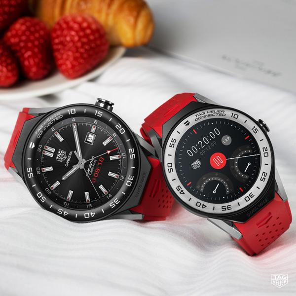 TAG Heuer泰格豪雅推出·TAG Heuer Connected Modular智能腕表
