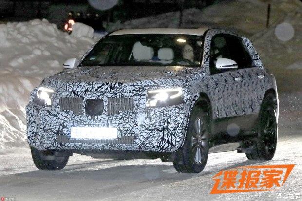 奔驰EQ首款量产车3月亮相 日内瓦车展正式发布EQ品牌旗下首款量产车
