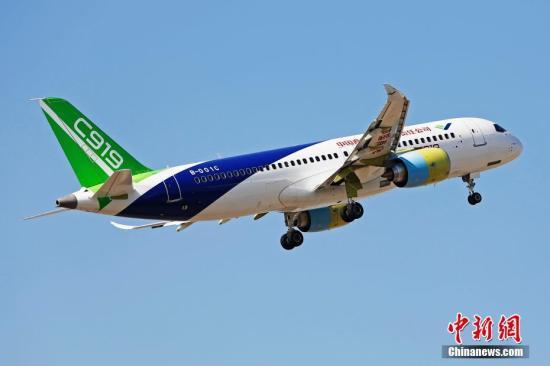 C919大飞机新春再出发 民机人的圆梦大飞机之路艰苦而坚定