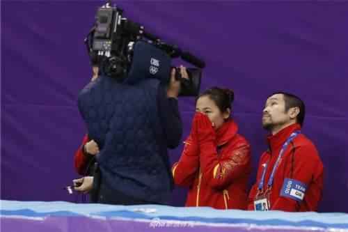 韩交接犯规拿金牌 李琰称不指望申诉会改变比赛结果