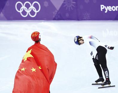 冬奥选手频创纪录 韩国一篇报道给出了答案