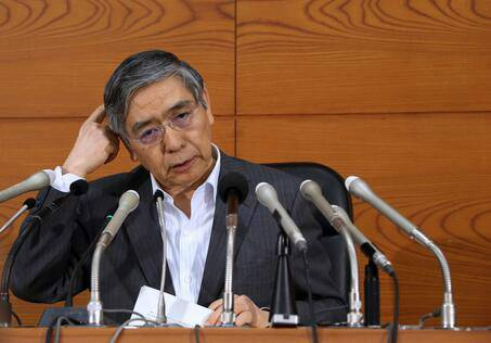 黑田东彦继任日银行长 前路漫漫棘手问题虎视眈眈
