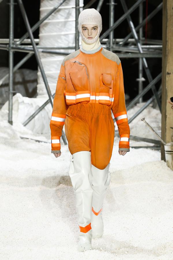 Calvin Klein于纽约时装周发布2018秋冬系列高级成衣