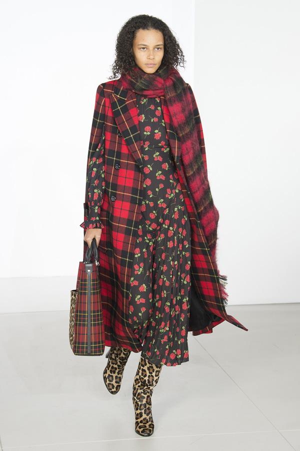Michael Kors(迈克高仕)于纽约时装周发布2018秋冬系列高级成衣