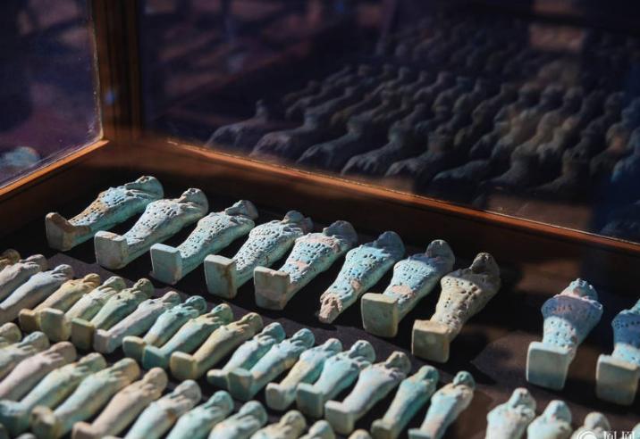 3000年前宝藏问世 系埃及近年来最大的考古发现之一