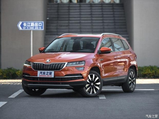 斯柯达柯珞克预计3月19日上市 将提供1.4T与1.2T两种动力共计4款车型