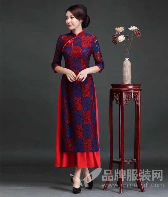 东方贵族品牌旗袍 最懂东方女人的魅力