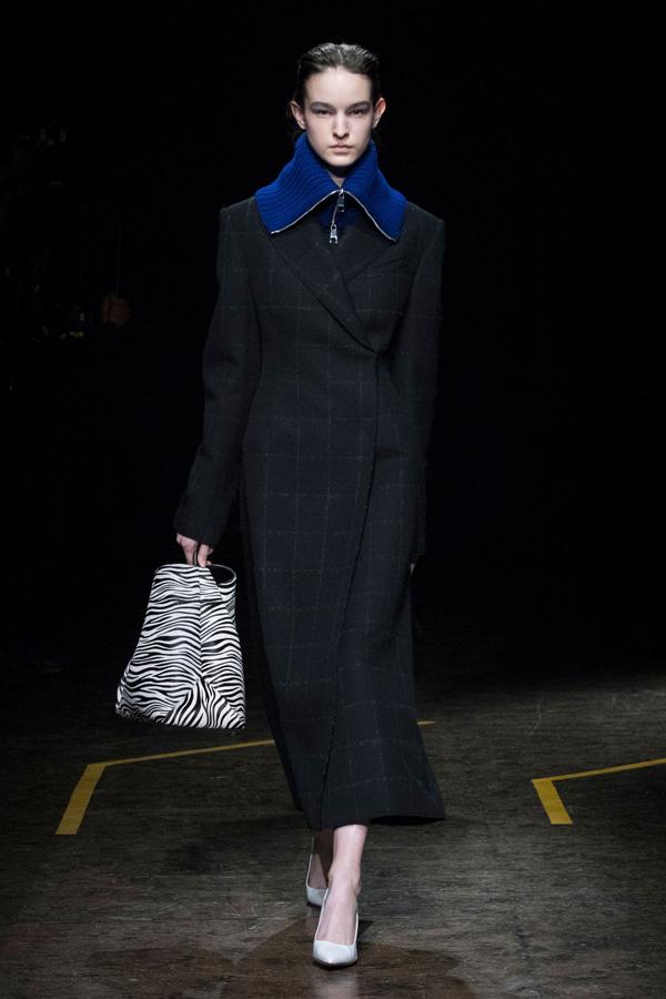 Boss 于纽约时装周发布2018秋冬系列高级成衣