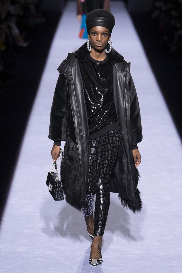 Tom Ford(汤姆· 福特)于纽约时装周发布2018秋冬系列高级成衣