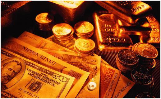 美元自多年低位反弹 COMEX黄金期货周五收跌