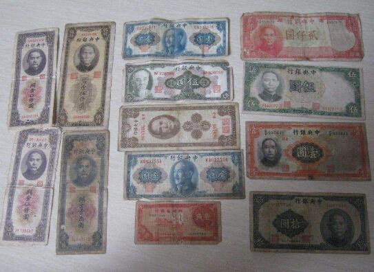 民国钱币收藏价值