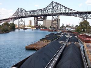 环渤海港口调入强度增加 动力煤价格将加速下跌