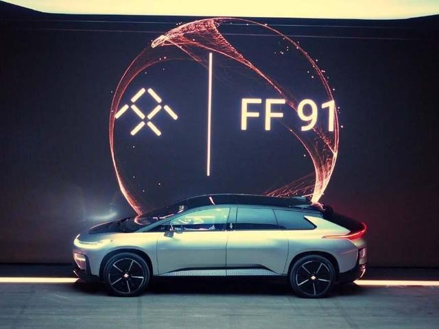 FF91售价曝光 国内售价预计将超200万元