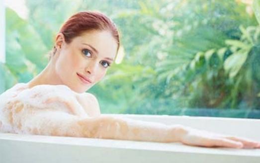 洗澡减肥瘦身法 苦瓜减肥食谱