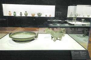 上海博物馆今年首次赴境外展览 30件青铜器亮相芝加哥