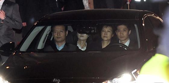 朴槿惠被检方要求判处30年 最终判决还未公布