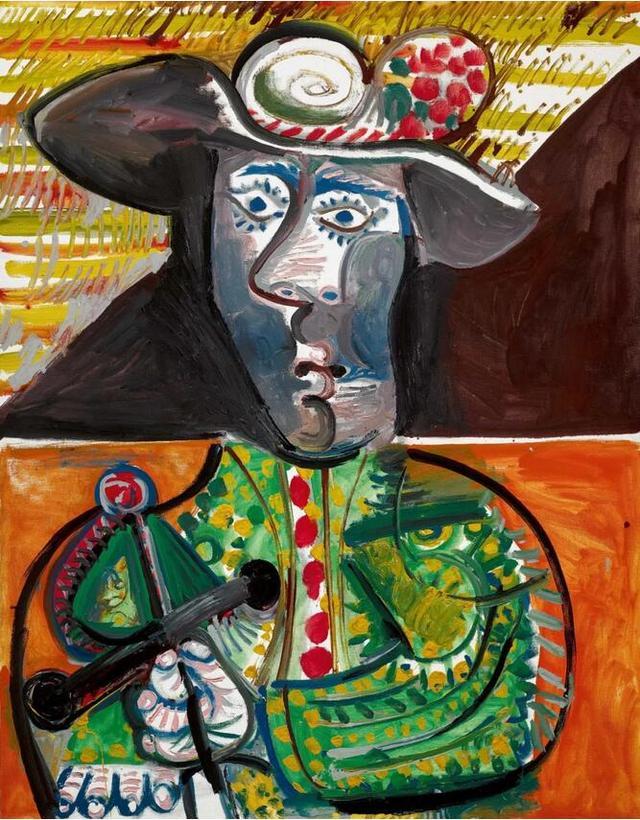 毕加索《斗牛士》将首登拍场 估价1400万英镑以上