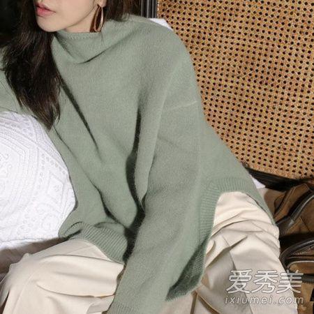 2018春季流行穿什么颜色 粉绿色系清新感少女