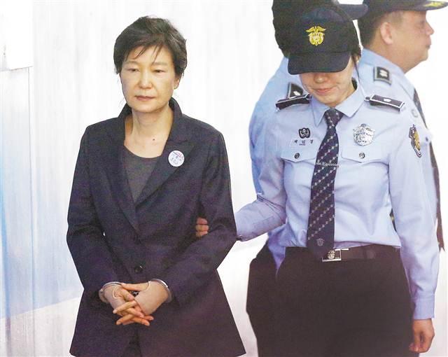 朴槿惠或被判30年监禁 法院预计在3月底或4月初宣布结果