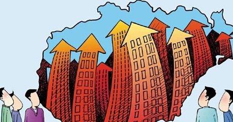2018房价走势最新消息:一线城市房价大跌 二三线房价涨幅回落