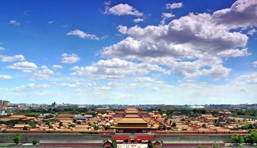 """环保部:北京污染物浓度大降 拉低""""10微克"""""""