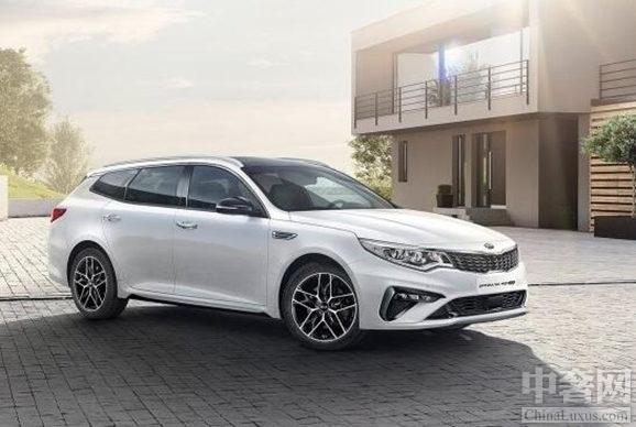 起亚发布新款K5 新车的变化和之前公布的新款K5的三厢版轿车大体相近