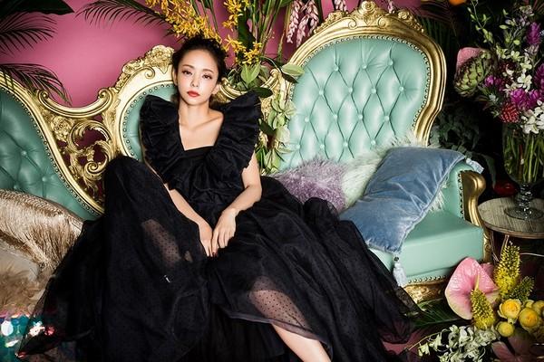 安室奈美惠封麦巡演落地台北小巨蛋 飞速售光票引粉丝哀嚎
