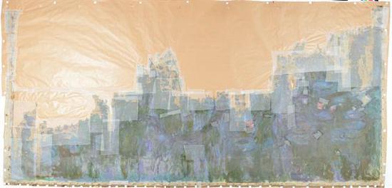 莫奈名画在罗浮宫沉睡数十年 近日将还壁归赵