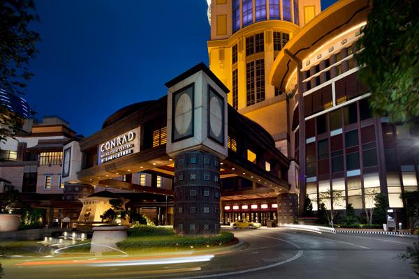 澳门康莱德酒店 获评《福布斯旅游指南》五星级酒店
