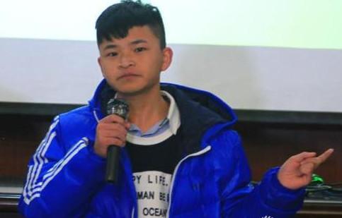 08年地震小英雄林浩中戏考试 曾参与北京奥运会开幕式