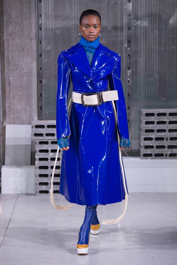 MARNI(玛尼)于米兰时装周发布2018秋冬系列高级成衣