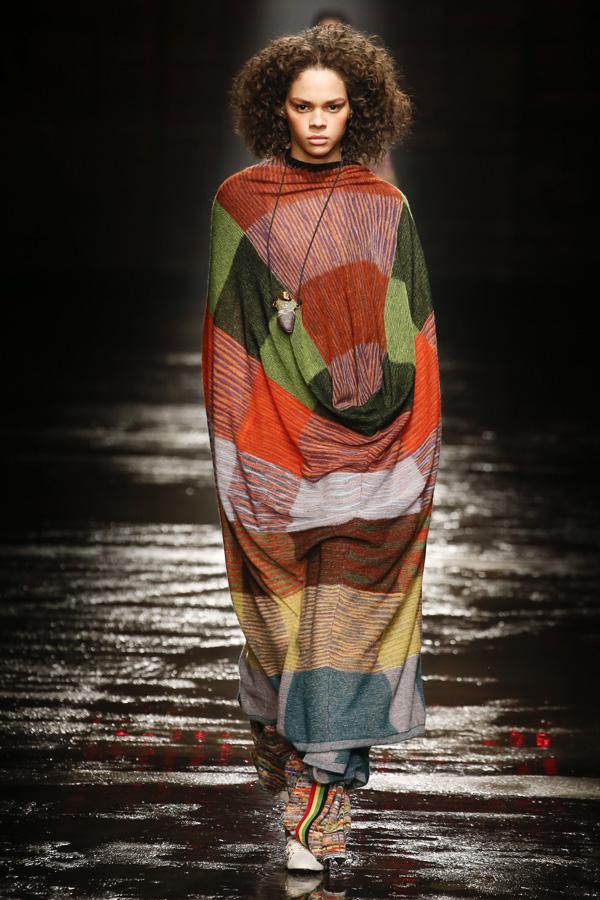 Missoni(米索尼)于米兰时装周发布2018秋冬系列高级成衣