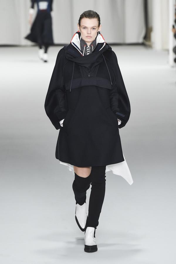 Sportmax(斯宝麦斯)于米兰时装周发布2018秋冬系列高级成衣